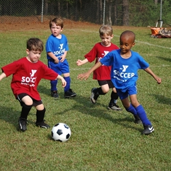 Fall Soccer Skills (ages 3-5)