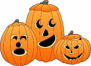 Trunk or Treat, Friday, October 28th