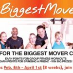 Biggest Mover Contest – Win a Fitbit Blaze!!!
