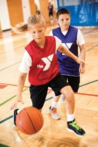 Youth Basketball, Ages 3-8