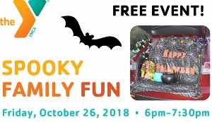 FREE Trunk or Treat Event!