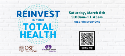 Reinvest In Your Total Health